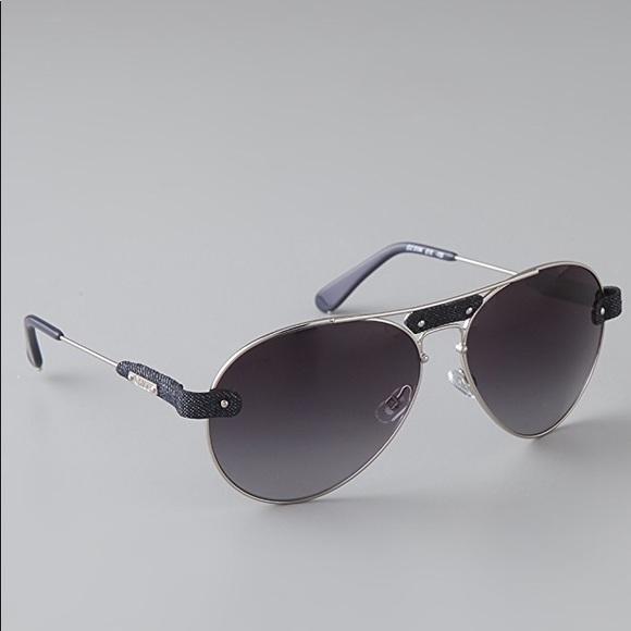 Chloé Oversized Tamaris Aviator Sunglasses NWT